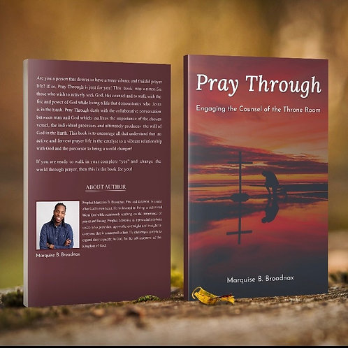 Pray Through (Book)