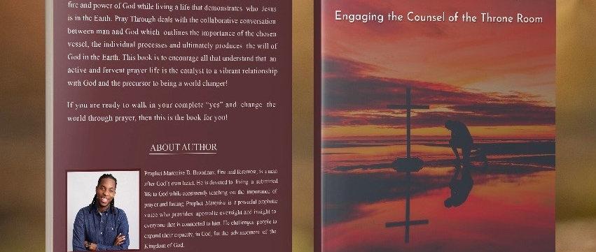 Pray Through (Book)