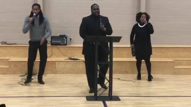 The Revelation Life Worship Team
