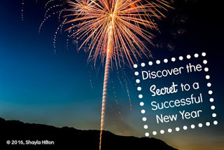 Discover the Secret to a Successful New Year