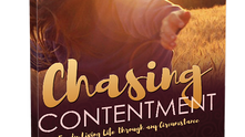 BOOK RELEASE: Chasing Contentment