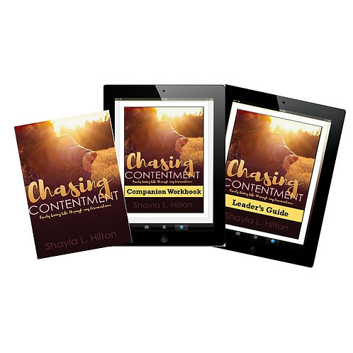 Chasing Contentment Bundle Pack