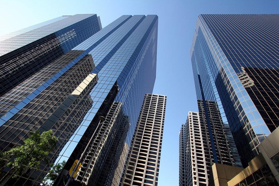 Commercial building impact windows in Miami FL