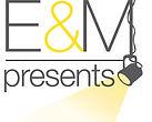 E&M Presents logo