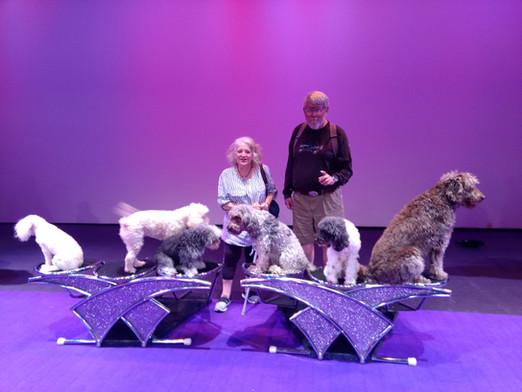 Olate Dogs, Bruce & Nancy Stevens