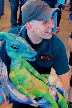 Erth's Dinosaur Zoo LIVE - Oct. 2017