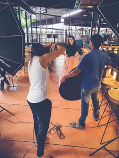 Megha and Kalpesh Lookbook Shoot with Priyanka Banerjee