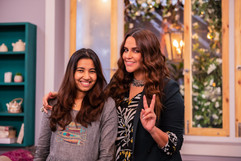 BFFs with Vogue with Neha Dhupia and Priyanka Banerjee