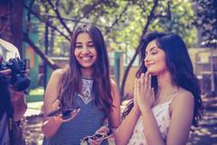 Sana Naaz Portrait Shoot with Priyanka Banerjee