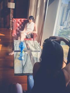 Wings Lifestyle Product Shoot with Priyanka Banerjee
