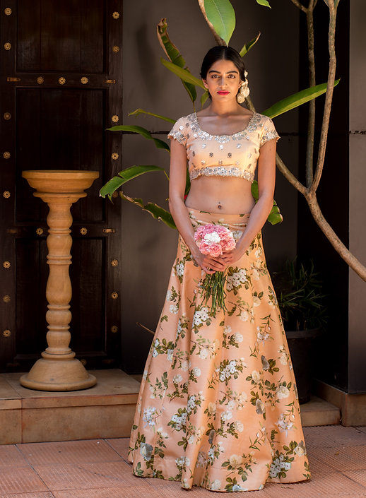 Radhika More Lookbook Shoot by The Memory Album