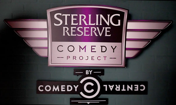 Sterling Reserve The Comedy Project by Comedy Central Photography by The Memory Album