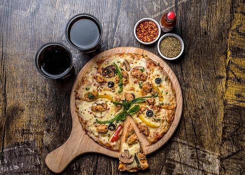 Fly High Lounge, Seawoods, Navi Mumbai Food Photography by The Memory Album