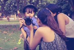 Zayan Kid Photography with Priyanka Banerjee