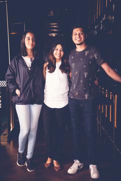 Megha and Kalpesh Lookbook Shoot with Priyanka Banerjee, Meher Sondhi & Mohammed Khan