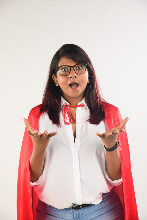 Pooja Natarajan - Sterling Reserve The Comedy Project by Comedy Central with Varun Thakur