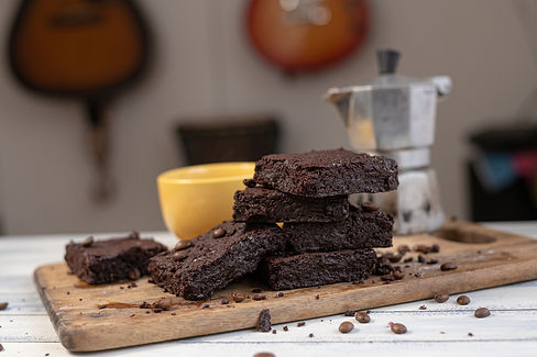 Brownies by Monica Mahendru Food Photography by The Memory Album
