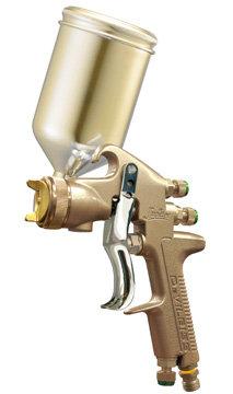 JUPITER LVMP&傳統型日本製鎂鋁合金高級噴槍,更高的霧化效果+更省漆噴帽,中型槍中最輕量! (進階汽車修補、工業、全產業)