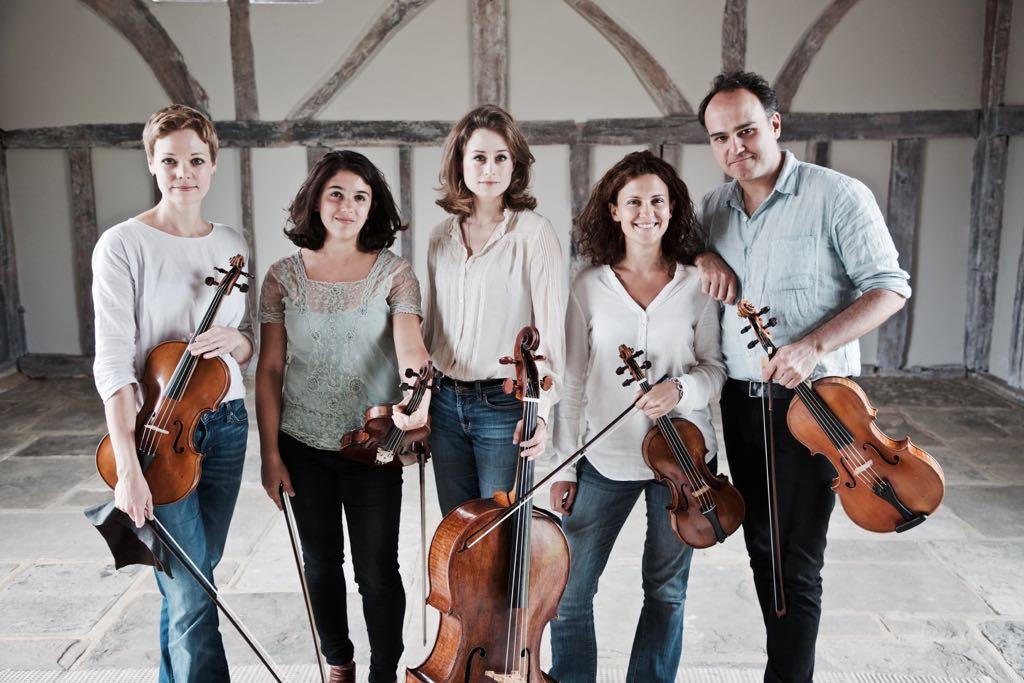 Project Mozart Quintets...