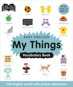 Easy English –My Things