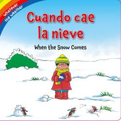 Cuando cae la nieve