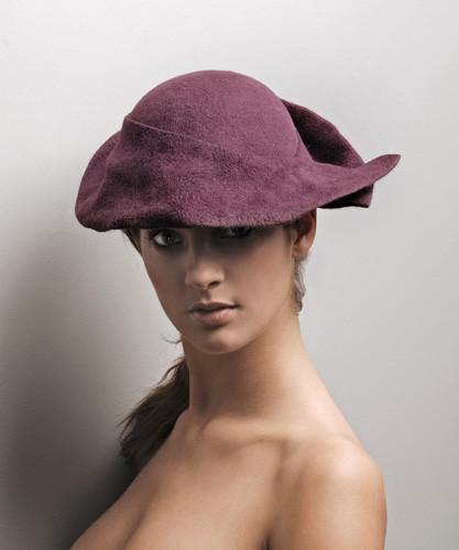 4. Különleges téli kalap