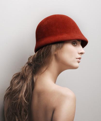 6. Klós fazonú téli kalap
