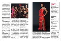 Sadio Bee Magazine Elegance