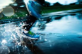 How to master running in the rain