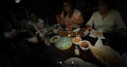 Cena en Bariloche