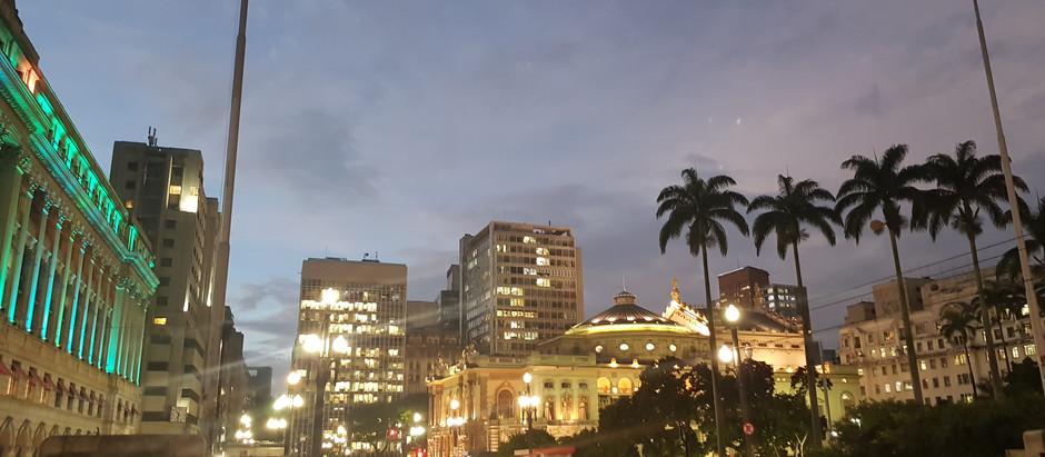 SAO PAULO - ANKUFT BRASILIEN