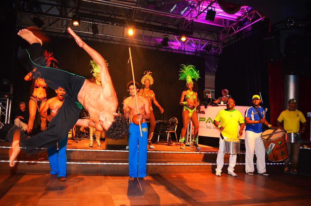 Samba Tänzerin & Brasilshow