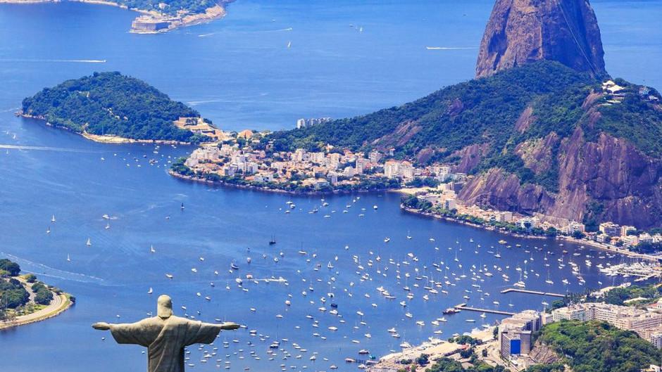 ABFLUG NACH RIO DE JANEIRO