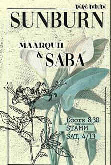 Sunburn 2019: Saba x Maarquii