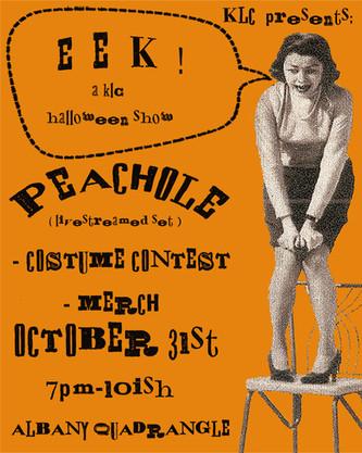 Peachhole + dj poopiebum