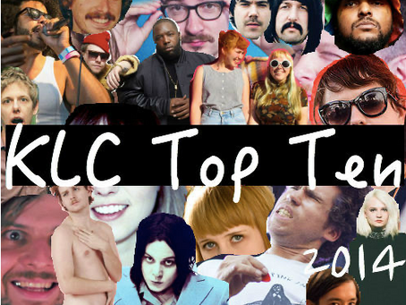 Archive/KLC's Favorite Albums of 2014