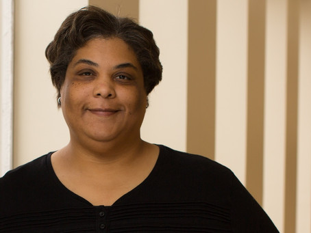 Archive/Author-professor-editor Roxanne Gay speaks at LC