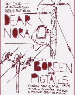 Dear Nora x Boreen x Pigtails