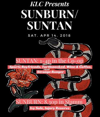 Suburn/Suntan 2018