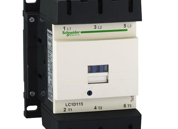 Schneider LC1D115 (AC) & (DC)