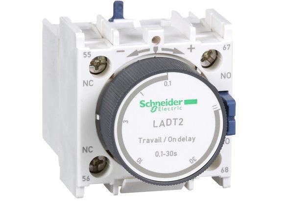 Schneider LADT2 on delay 1-30 s