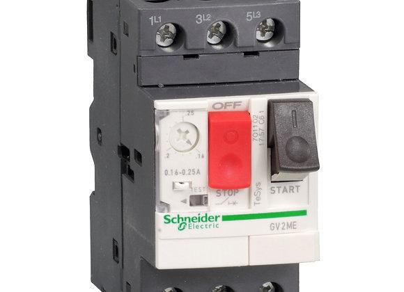 Schneider GV2 TeSys GV2-Circuit breaker-thermal-magnetic