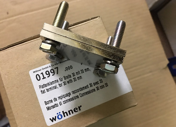 Wohner 01997 FLAT TERMINAL