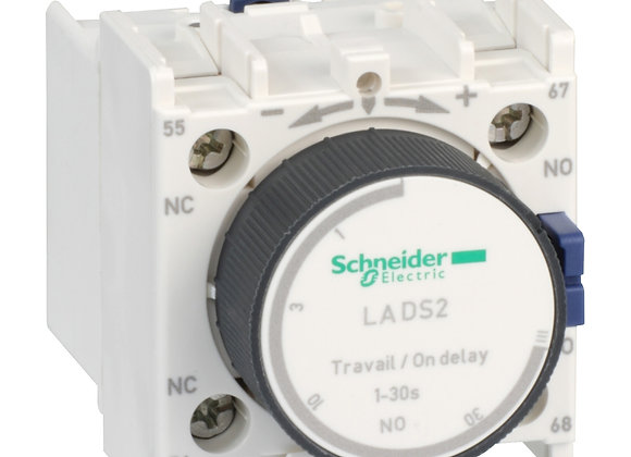 Schneider LADS2 on delay 1-30 s
