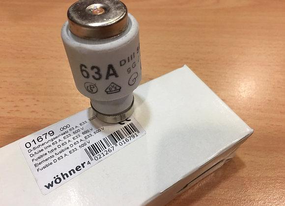 Wohner 01679 D-FUSE LINK 63 A