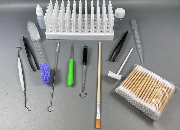 Kit de limpieza avanzado