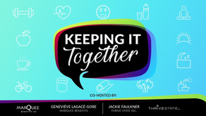 Keeping it Together! Episode #3 - Time Management