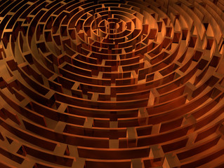 How Will I Every Get Out of This Labyrinth?