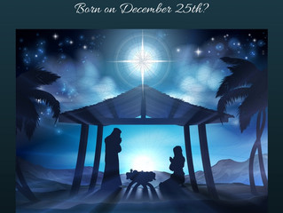 Why is Christmas Celebrated on December 25th?