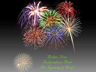 This Year Declare Your Independence!